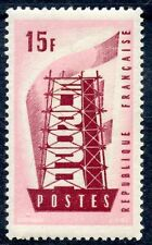 STAMP / TIMBRE FRANCE NEUF N° 1076 ** EUROPA 1956