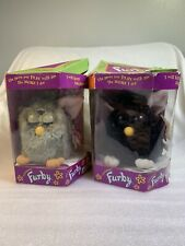 LOT OF 2 1998 TIGER ELECTRONICS ELECTRONIC FURBY 70-800 - SELLING AS-IS!!