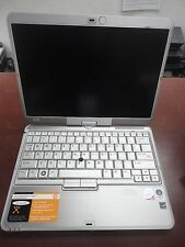 LOT 5-HP Compaq 2710p Core2Duo 1.2GHz 2GB  Touchscreen Convertible 2-in-1 Laptop
