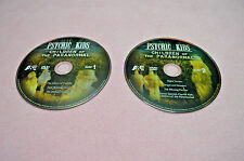 LOT of 2 Psychic Kids Children of the Paranormal DVD Set A&E RARE HTF 7 episodes