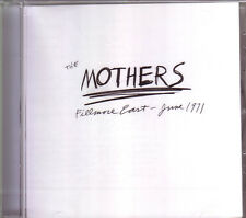 CD (NEU!) . FRANK ZAPPA - Fillmore East 1971 (live Willie the Pimp mkmbh