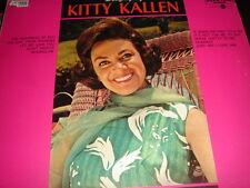 KITTY KALLEN: Delightfully LP movietone records s72026 10 superb songs vinylex +