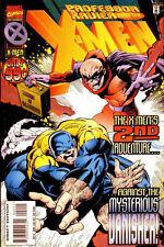 Professor Xavier & the X-Men (1995-1997) #2