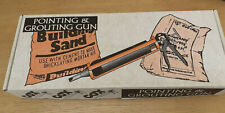 COX ULTRAPOINT POINTING & GROUTING GUN  cement tiling building home diy site NEW