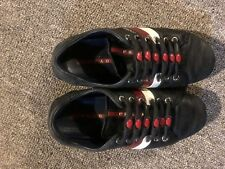 Prada Boys Shoes 30 Us Youth 1 Leather Sneakers