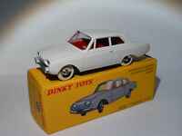 2nd choix : Ford Taunus 17 M / 17M  réf. 559 au 1/43 de dinky toys DeAgostini