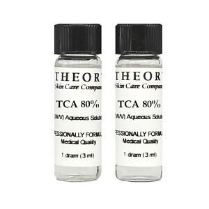 80% Medium Depth Chemical Peel  2-1 DRAM Peel