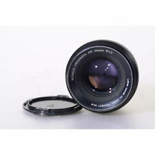 Konica Hexanon-AR 1,7/50 Standard Lens - Standardobjektiv 50mm 1:1.7 AR