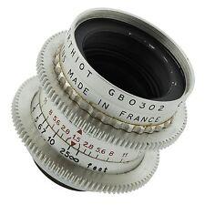 Som Berthiot Cinor 20mm 1.5 Lens