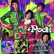 POOH - 1968 1969 (7'' Vinyl Collection 1968-1969)(limited And Numbered Edition)