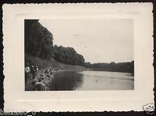 Thorigny-Sur-Marne . photo . concours de pêche . 1952