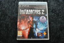 InFAMOUS 2 Playstation 3 PS3 Promo Full Game
