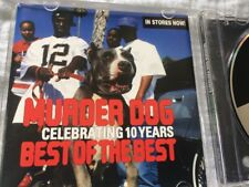 Murder Dog Presents South Carolina Cd Promo Island Gorrillaz Mega Buck$ Gangsta