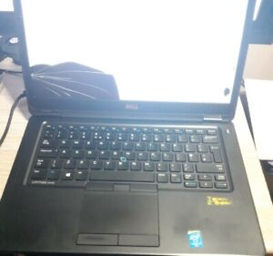 """Dell Latitude E5450 14"""" Laptop i5 5th Gen working spares or repair missing parts"""