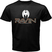 Ravin Crossbow Tactical Archery Bow Arrows Hunting Deer Black T-shirt Size S-5XL