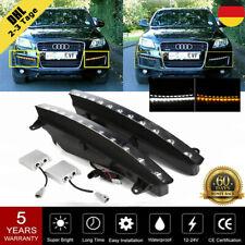 LED Tagfahrlicht Blinker Flackern Nebelscheinwerfer Lichter Für Audi Q7 2006-09