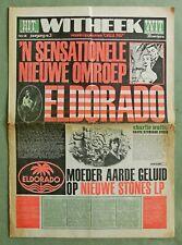 Fluxus 1967;  Willem de Ridder: ELDORADO, in: WITHEEK;   Wim T. Schippers