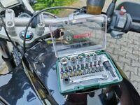 For BMW  R1200 GS + Adventure Ratchet Box+Mechanicer Gloves XL bis Bj. 2014