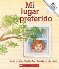 Mi Lugar Preferido (Rookie Reader Espanol) (Spanish Edition)-ExLibrary