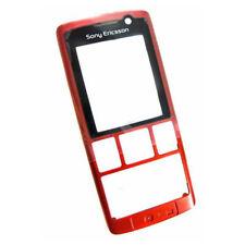 Sony Ericsson K610i original Front Cover rot Oberschale Gehäuse Schale Housing