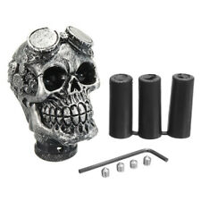 7.8cm/3'' Car Shift Knob Skull Head Manual Transmission Gear Skull Shifter Lever