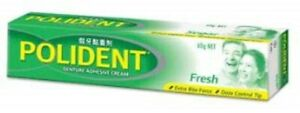 POLIDENT Poligrip Denture Adhesive Cream 60g-Help Stay Comfortable and Confident