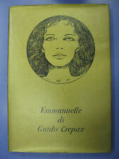 EMMANUELLE DI GUIDO CREPAX-OLYMPIA PRESS ITALIA 1978- C2