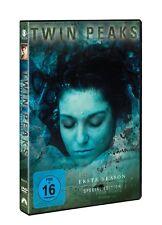 4 DVDs * TWIN PEAKS  - SEASON 1  - SPECIAL EDITION - DAVID LYNCH # NEU OVP +