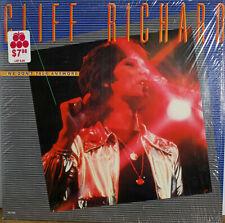CLIFF RICHARD -- WE DON'T TALK ANYMORE -- VINYL ALBUM