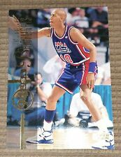 Reggie Miller Upper Deck 1994 USA Basketball Insert Highlights Card