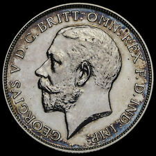 1911 George V Silver Proof Florin, aFDC