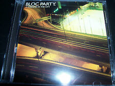 Bloc Party Weekend In The City (Shock Australia) CD - New
