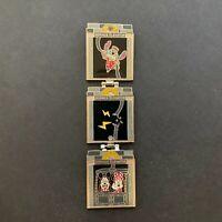 Twilight Zone Tower of Terror Service Elevator Stitch Mickey Disney Pin 108239