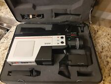 Vhs Rca Cmr-300 Camcorder in perfect condition with case, accessories & manual