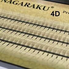 4D Volume Silky Individual Semi-permanent Eyelash Extensions 0.07 C Curl L8-14mm