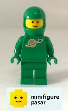 Lego Green Classic Spaceman Minifigure Classic Space - Green with Airtanks