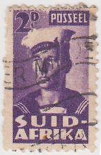 (RSA259) 1942 South Africa 2d violet Sailor (SUID) (C)