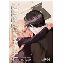Gunslinger Girl Omnibus 4 (9-10) by Yu Aida 2012 rare oop Ac Manga graphic novel
