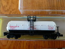 Model Power N #3459 (Rd #39617) Chemical Tank Car w/Rapido Couplers