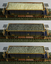 RESIN WAGON LOAD FOR HORNBY OO GAUGE YGB BOGIE SEACOW BALLAST HOPPER WAGON