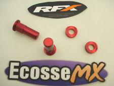 RFX Trick Rim Lock Nuts  RED CRF CR YZF YZ RM KXF