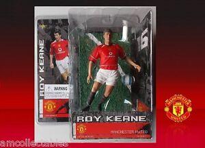 Manchester United - Roy Keane - Stars De Sport Figurine Action - Rareté Neuf +
