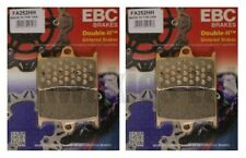 Yamaha YZF-R1 R1 5PW 2002-2003 Set EBC Sinterizado Hh Pastillas de Freno
