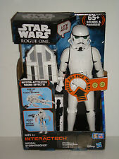"""STAR WARS ROGUE ONE - INTERACTECH Imperial Stormtrooper 12"""" inch Action Figure"""