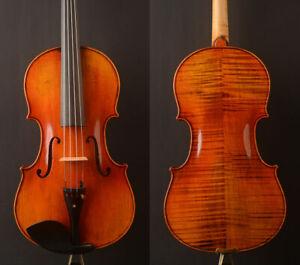 "16.5"" handmade viola!Best model !Oil anti Strad model Copy !Professional Level!"