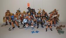 Masters of the Universe 200x He-Man Variants, Loose Lot