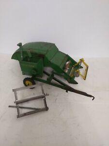 1/16 Eska Carter Farm Toy John Deere Auger Combine 30 original
