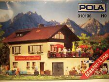 """Pola HO 310136 Pension """"Alpenblick""""  Bausatz Neu + OVP"""