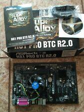 Placa base ASROCK H81 Pro BTC r2.0 + procesador Intel i3 4170 @ 3.7 GHz