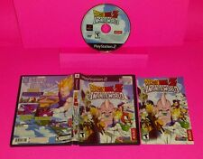 Dragon Ball Z: Infinite World PS2 CIB
